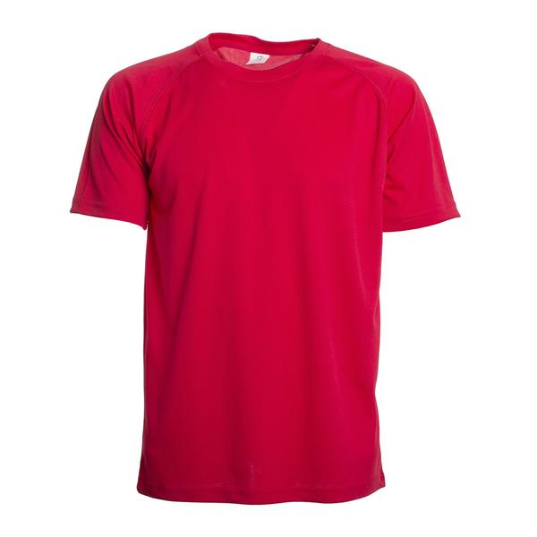 SPRINTEX - T-SHIRT RUNNING - RED