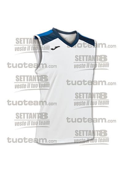 900140 - MAGLIA CANOTTA ALOE - 207 BIANCO