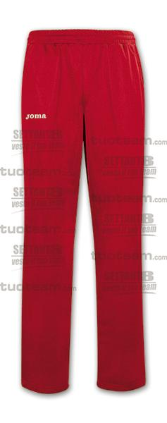 8005P12 - PANTALONE COMBI TRICOT CANNES - 60 ROSSO