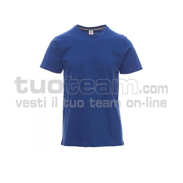 SUNRISE - SUNRISE t shirt - BLU ROYAL