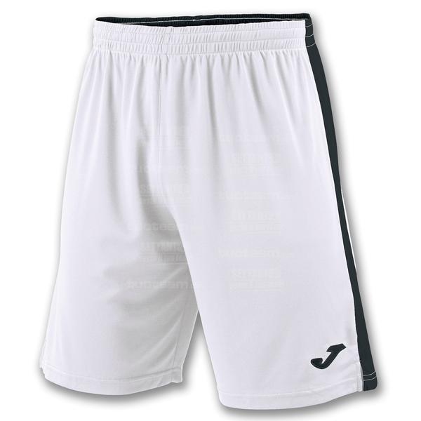 100684 - TOKIO II SHORT 100% polyester interlock - BIANCO/NERO