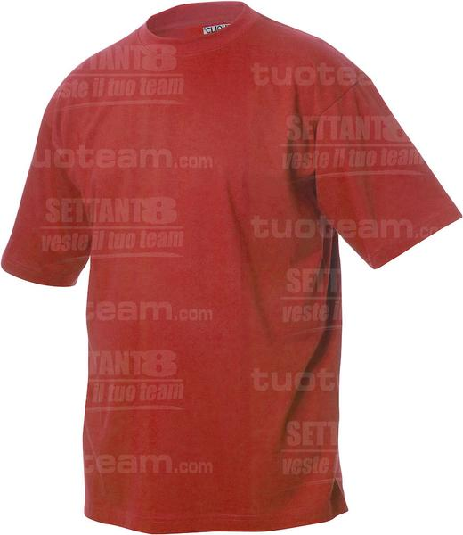 029320 - T-SHIRT Classic-T - 35 rosso