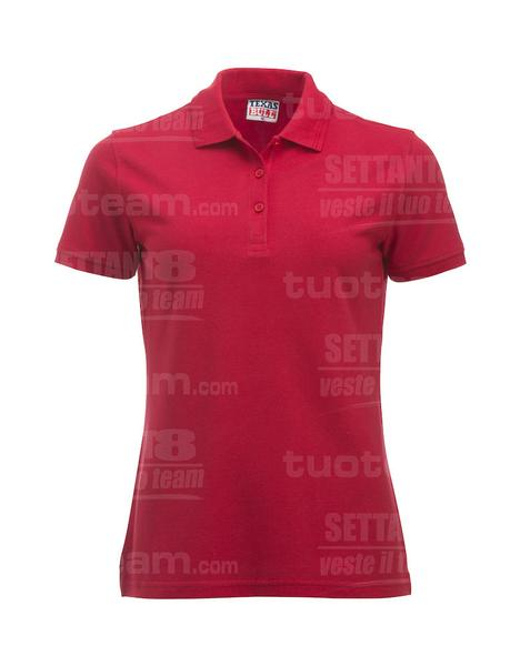 028251 - POLO Manhattan Lady - 35 rosso
