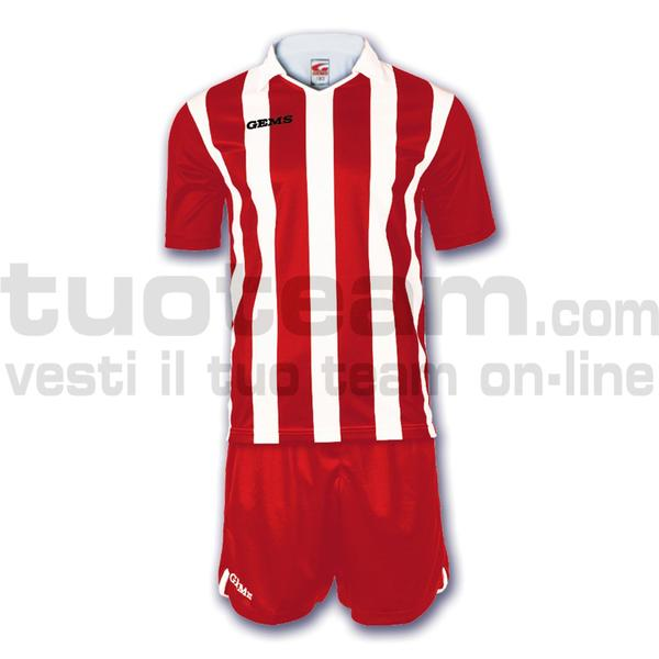 AF04 - Kit Detroit - RED/WHITE