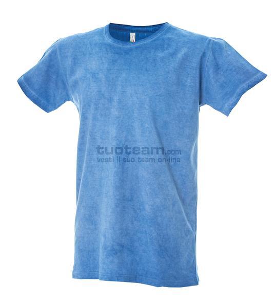 99147 - T-Shirt Cardiff - BLU ROYAL