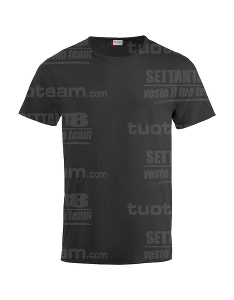029324 - T-SHIRT Fashion-T - 99 nero