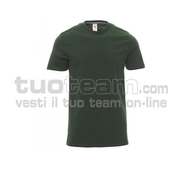 SUNRISE - SUNRISE t shirt - VERDE