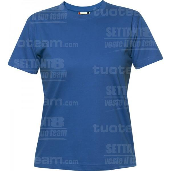 029341 - T-SHIRT Premium-T Lady - 55 royal
