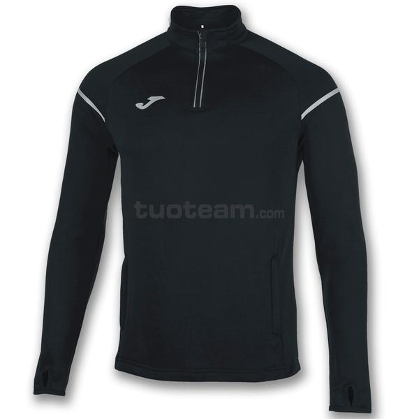 100978 - RACE FELPA 1/2 ZIP 100% polyester fleece