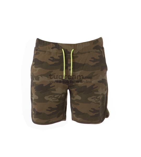 99011 - Pantalone Creta Man - CAMOUFLAGE GREEN