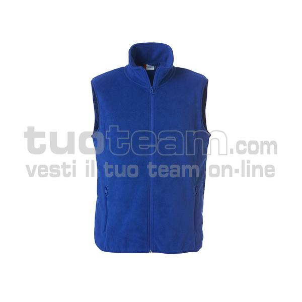 023902 - Basic Gilet pile - 55 royal