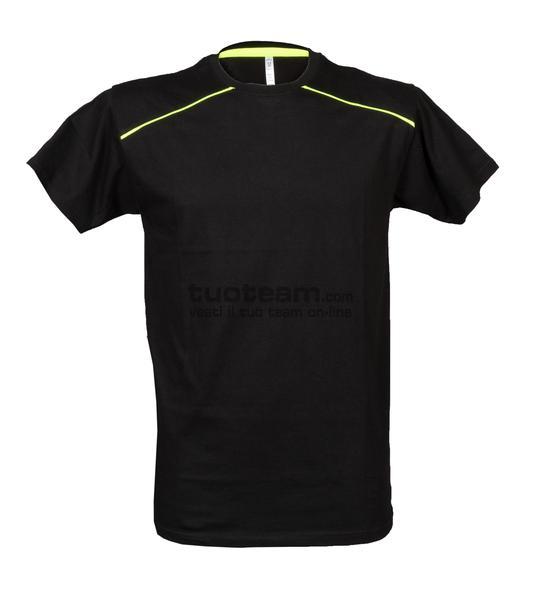 99467 - T-Shirt Imperia - NERO