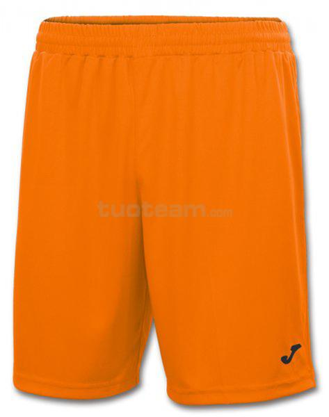 100053 - NOBEL SHORT 100% polyester interlock - 800 ARANCIO