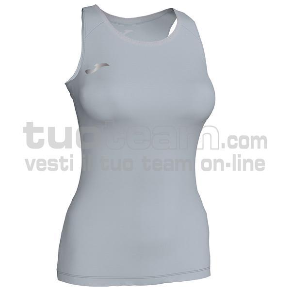 900928 - CANOTTA 92% polyester interlock 8% elastan - 250 MELANGE