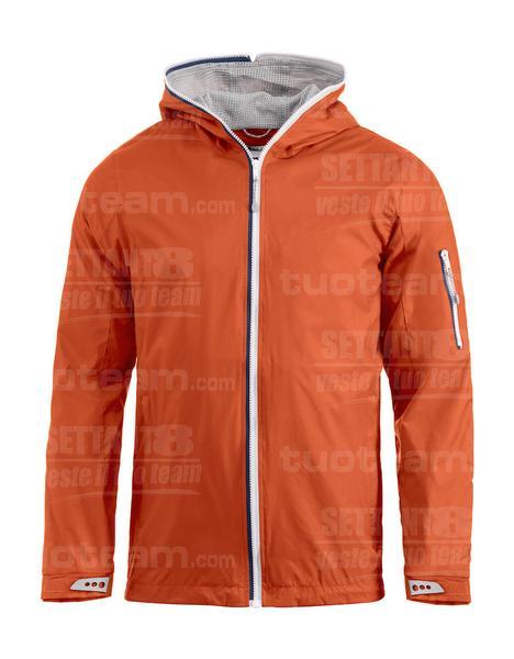 020937 - IMPERMEABILE Seabrook - 18 arancione