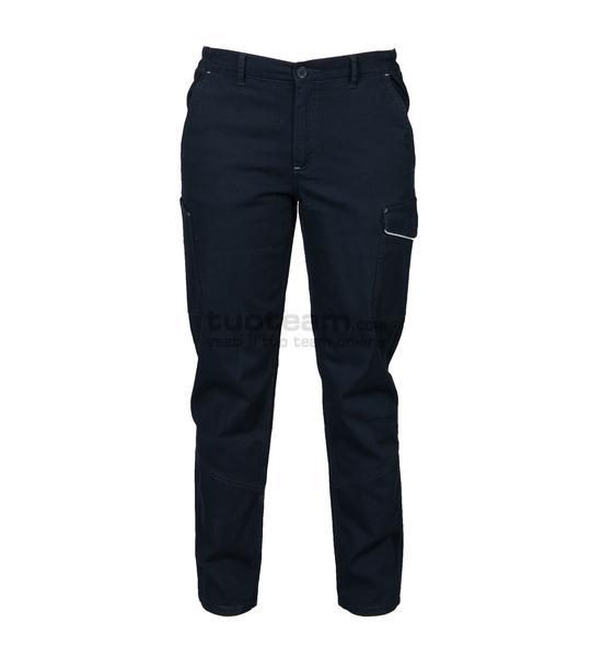 99435 - Pantalone Zurigo Lady - BLUE REF