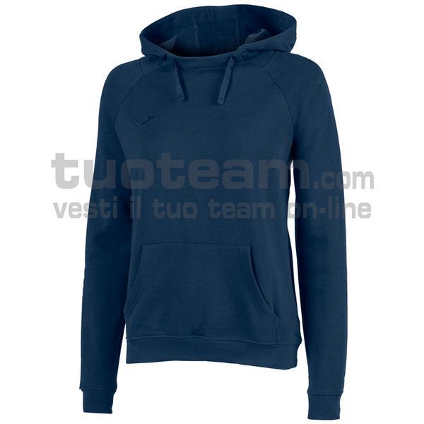 901135 - FELPA ATENAS WOMAN 65% polyester 35% cotton - 331 Dark Navy